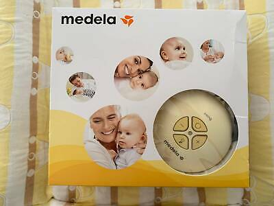 Medela Swing Electric Breast auto Pump (lightly used and thorough cleaned)