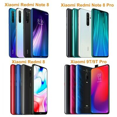Xiaomi Redmi Note 8 Pro / Note 8 / 9T Pro / 9T 64/128GB Octa Core Global Version