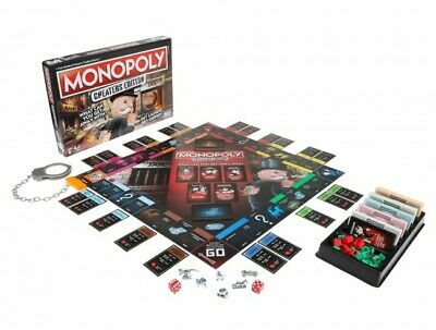 Monopoly Board Game - Cheaters Edition - Damaged Box