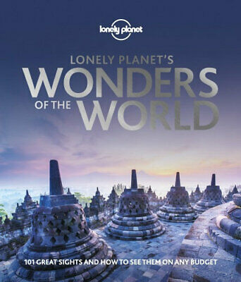NEW Lonely Planet's Wonders of the World By Lonely Planet Hardcover