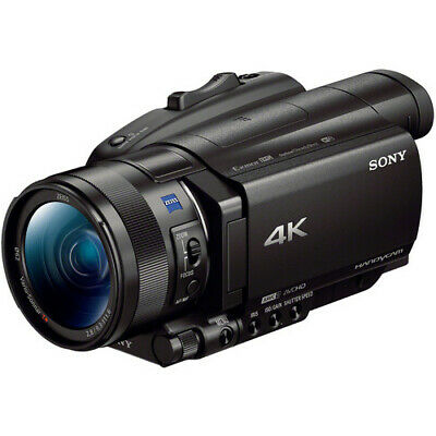 Sony FDR-AX700 4K HDR Camcorder From US
