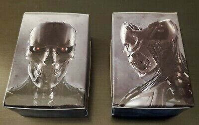 (2) Terminator Dark Fate IMAX Regal Mini Figures - FREE SHIPPING !!!!!!!