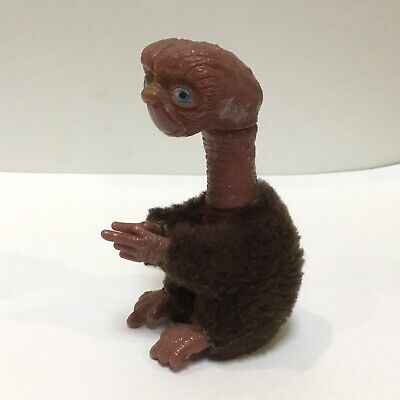Vintage 1980s RARE ET Clip On toy E.T the extra terrestrial