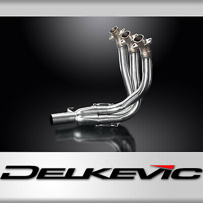 Triumph Street Triple 765Rs 2017-2020 Stainless Steel Exhaust Downpipes