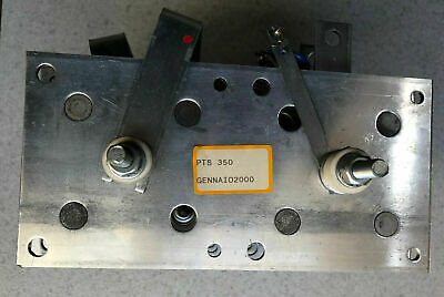 Rectifier Diodes Three-Phase Pts 350 Machine Welding Scomes Made in Italia
