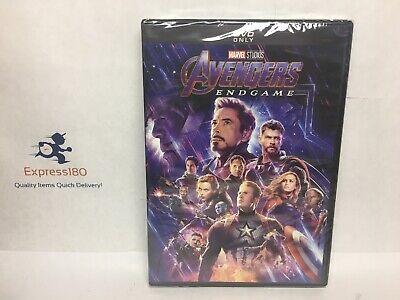 (HH) Avengers Endgame DVD Brand NEW / SEALED +FREE US SHIPPING