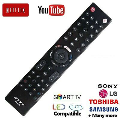 "Remote control for LG 55UM7400PLB 55"" Smart 4K Ultra HD HDR LED TV"