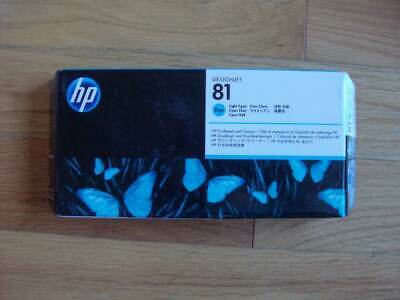 New GENUINE Sealed Box Genuine OEM HP 84 Light Cyan Printhead 7//2016