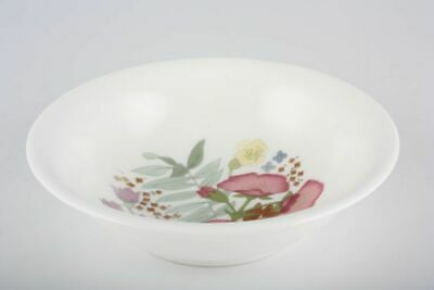 Wedgwood - Meadow Sweet - Oatmeal / Cereal / Soup Bowl - 78755G
