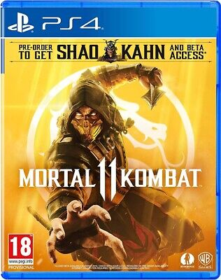 Mortal Kombat 11 | PlayStation 4 PS4 New