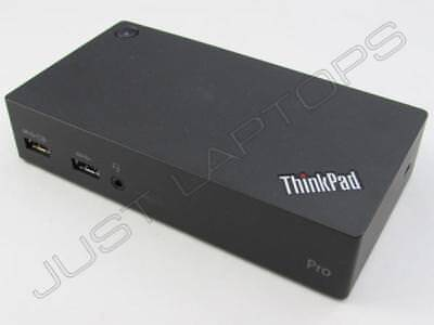LENOVO ThinkPad USB 3.0 40A7 DK1522 Docking Station SD20H10907 con adattatore CA