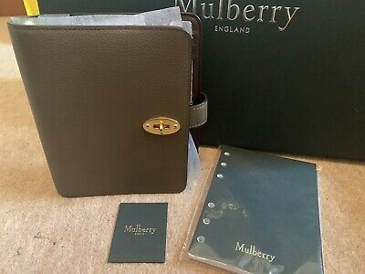 Mulberry Agenda New With 2020 Inserts Great Gift!