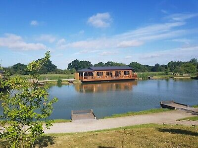 Luxury lodge holiday adult only HOT TUB Fishing included was £475 now £395