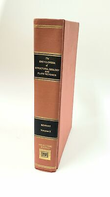 The Encyclopedia of Structural Geology and Plate Tectonics