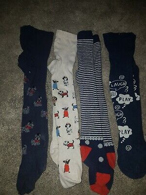 Next Bundle Girls Tights Age 3-4 Years
