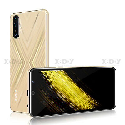 "2 SIM XGODY 6.0"" Unlocked Android 9.0 Smartphone Quad Core 5MP Cell Phone WIFI"