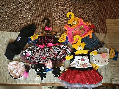 Build a Bear Hello Kitty Outfits & Accessories