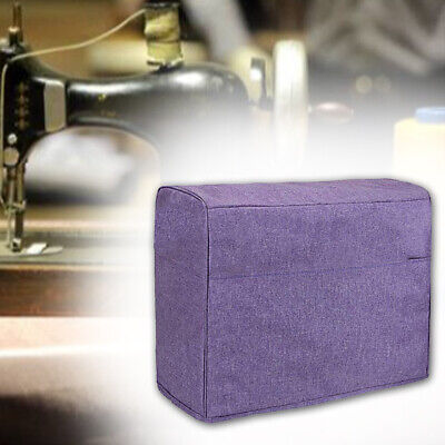 With Pockets Sewing Machine Waterproof Polyester Portable Home Solid Dust Cover