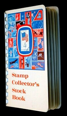 US Old Stamp Collection Lot of 1000 Used in HARRIS Collector's Stock Book Album