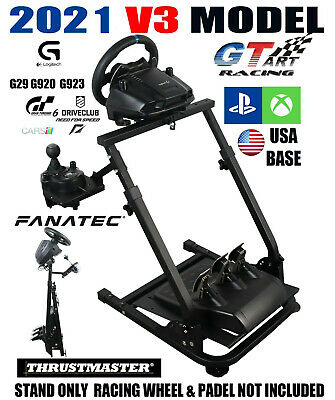 Genuine GT ART Racing Cockpit Steering Wheel Stand G29 PS4 G920 T300RS V3