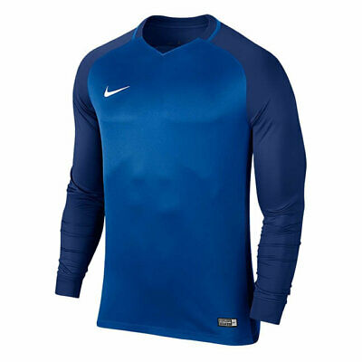 NIKE TROPHY III Jersey Large Adult Royal BlueDeep Blue