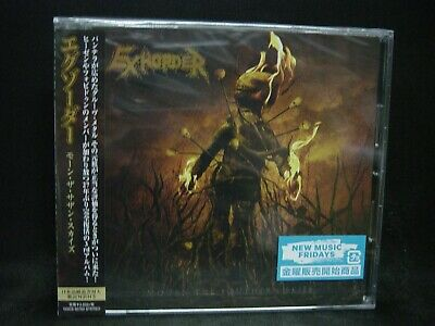 EXHORDER Mourn The Southern Skies JAPAN CD Forbidden Heathen Trouble Thrash !