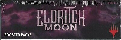 MTG Magic the Gathering - Factory Sealed - Eldritch Moon Booster Box