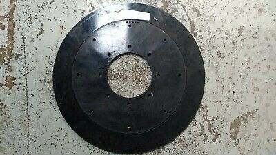 New Holland 130FB Willow Header Gearbox Base Cutter Disc - Part No 84134050