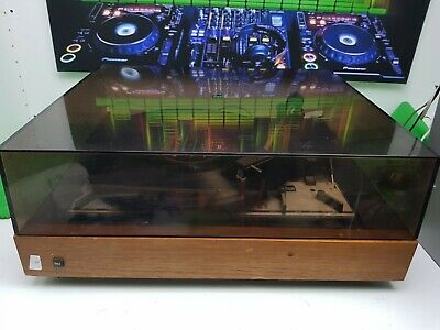 C215 Vintage Dual CS 1226 Turntable - Record Player working