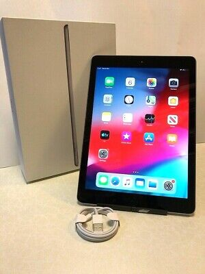 Apple iPad 5th Gen. 32GB, Wi-Fi, 9.7in - Space Grey Grade B condition Warranty