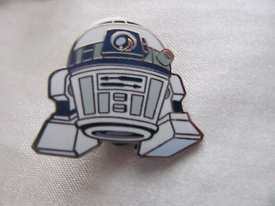 Disney Trading Pins 108421: Cute Star Wars Mystery Pin - R2D2 only