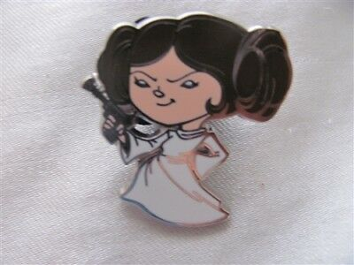 Disney Trading Pins 108414 Cute Star Wars Mystery Pin - Leia Only