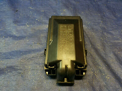 Infiniti G25 G37 Q40 Q60 Engine Bay Ipdm Fuse Junction Relay Box # 44879
