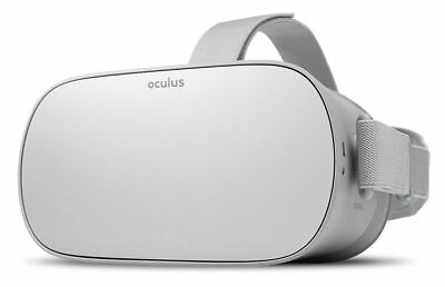 Oculus Go 32GB VR Headset with Black Case Excellent condition!