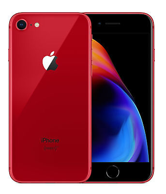 Apple iPhone 8 (PRODUCT)RED - 64GB - UNLOCKED - 6 Month Warranty