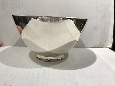 """Old Tiffany & Co. Makers Sterling Silver Candy Dish Bowl 338Gr Grams 6"""" Diameter"""