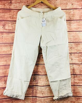 New J Jill Sea Salt Brushed Twill Slim Ankle Pants All Sizes