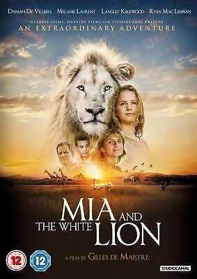 Mia and the White Lion [DVD] RELEASED 18/11/2019