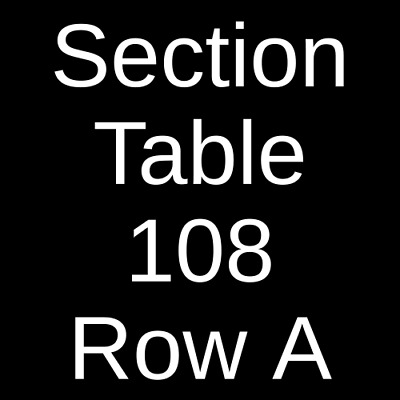 2 Tickets Carbon Leaf 12/14/19 Rams Head On Stage Annapolis, MD