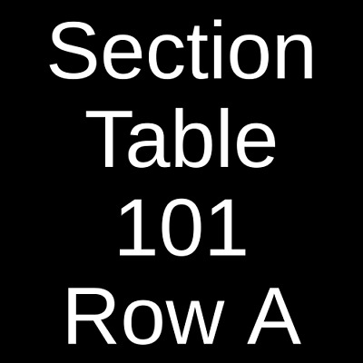 2 Tickets Big Bad Voodoo Daddy 1/15/20 Rams Head On Stage Annapolis, MD
