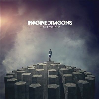 Night Visions Imagine Dragons Audio CD Used - Very Good