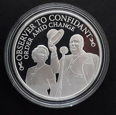 2015 Solomon Islands Prime Minister's Princess 28g Silver (.925) $10 Proof coin