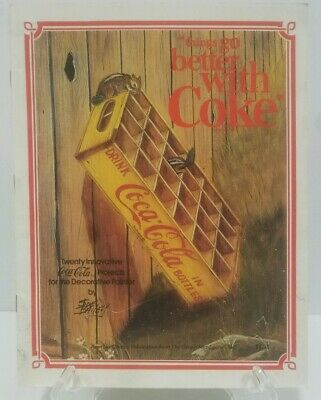 Things Go Better With Coke Decorative Painting Book Projects Bailey Autographed