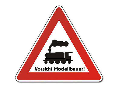Triangular Traffic Sign with Locomotive and Your Personalized S3848