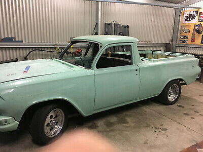 "Eh Holden Ute 350 Chev Turbo 400 + 9"" Diff Project"