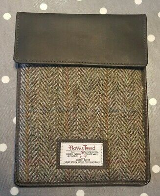 Genuine Harris Tweed Mini tablet cover case holder