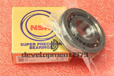 1PCS NSK Ball precision Screw Bearing 25TAC62BSUC10PN7B New in box