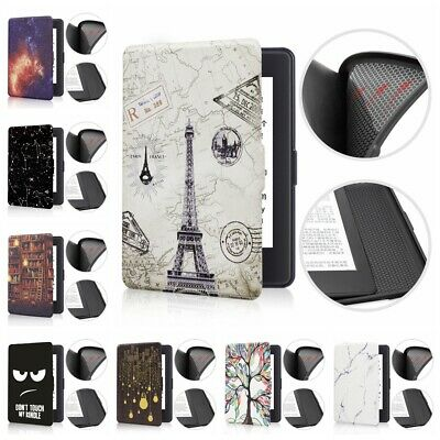 Cover Leather Protective Shell Smart Case For Amazon Kindle Paperwhite 1/2/3