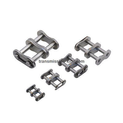 Double Roller Chain Full Buckle Roller Transmission Chain Join Connector