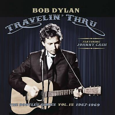 BOB DYLAN - TRAVELIN THRU 1967-69 BOOTLEG SERI VOL15 [CD] Sent Sameday*